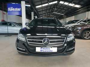 Mercedes Clase CLS 350 CDI 4MATIC BlueEFFICIENCY 265CV Aut  - Foto 2
