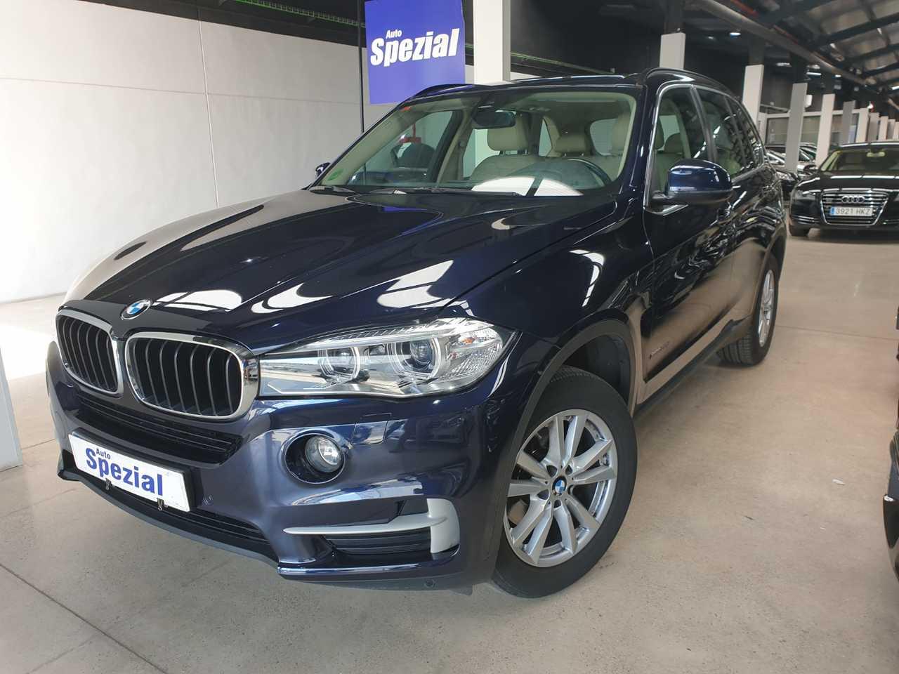 BMW X5 25d stronic 218cv  - Foto 1