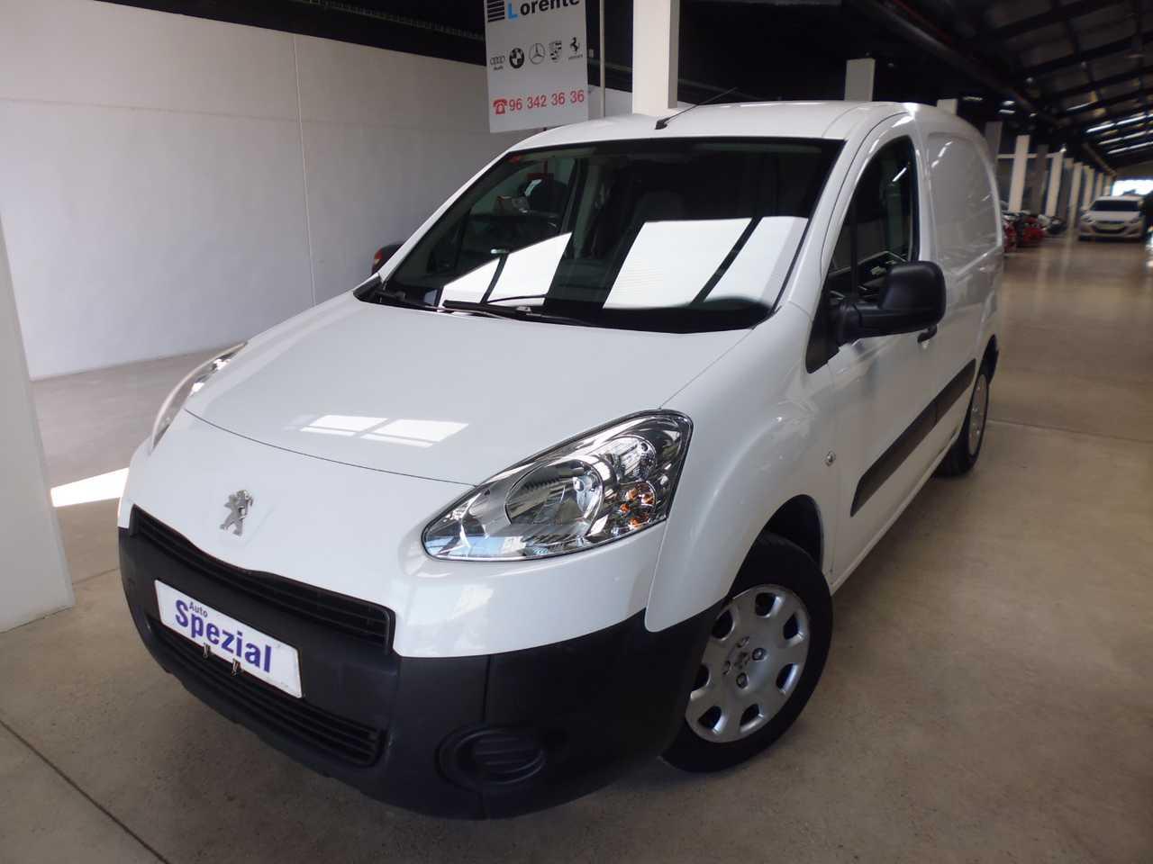 Peugeot Partner Furgon 1.6BlueHDi 75cv   - Foto 1