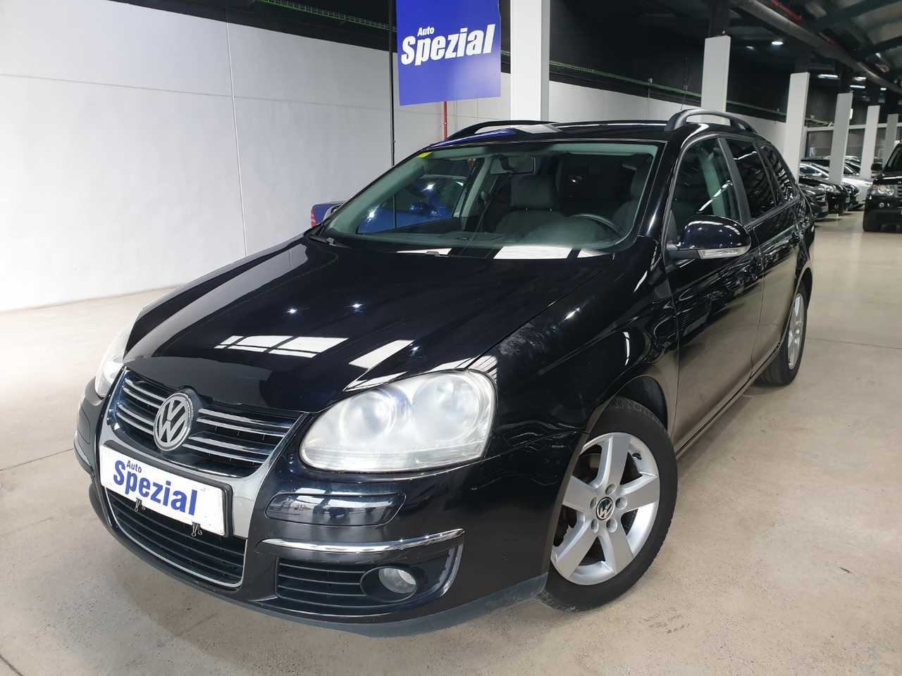 Volkswagen Golf Variant 1.9 TDI 105CV Advance  - Foto 1