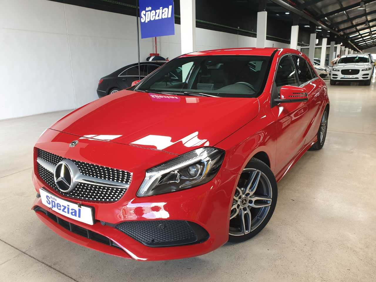 Mercedes Clase A 200 CDI AMG LINE AUT   - Foto 1