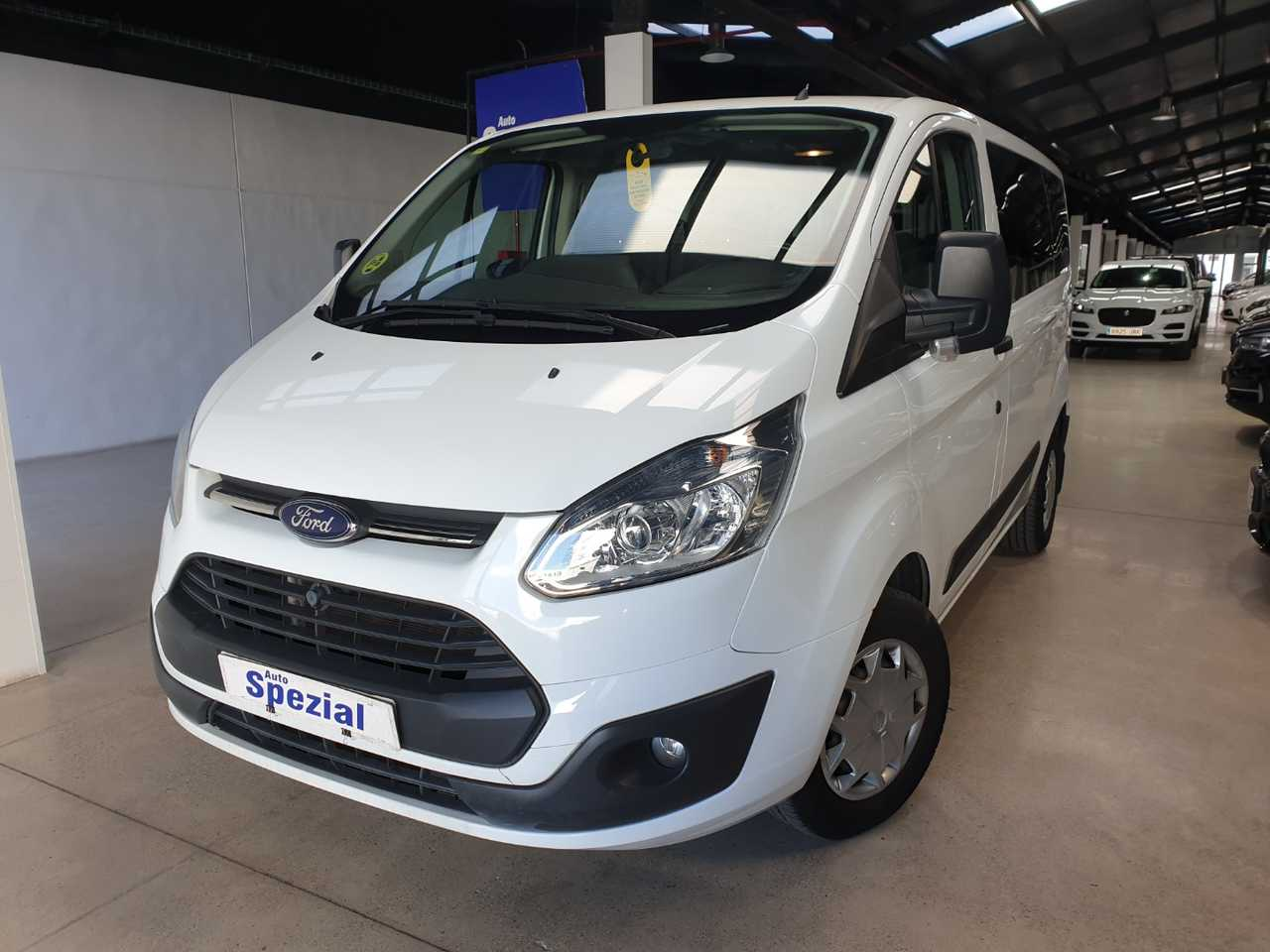 Ford Transit Custom FT330 L2 Ambiente 9 plazas   - Foto 1
