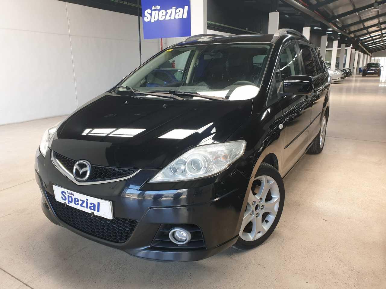 Mazda 5 2.0 CDTR 143 CV 7 plazas  - Foto 1