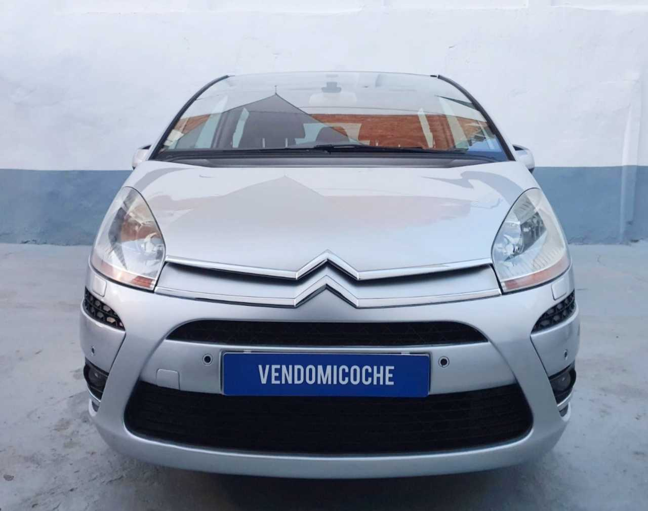 Citroën C4 Picasso 1.6 HDI 110 CMP EXCLUSIVE   - Foto 1