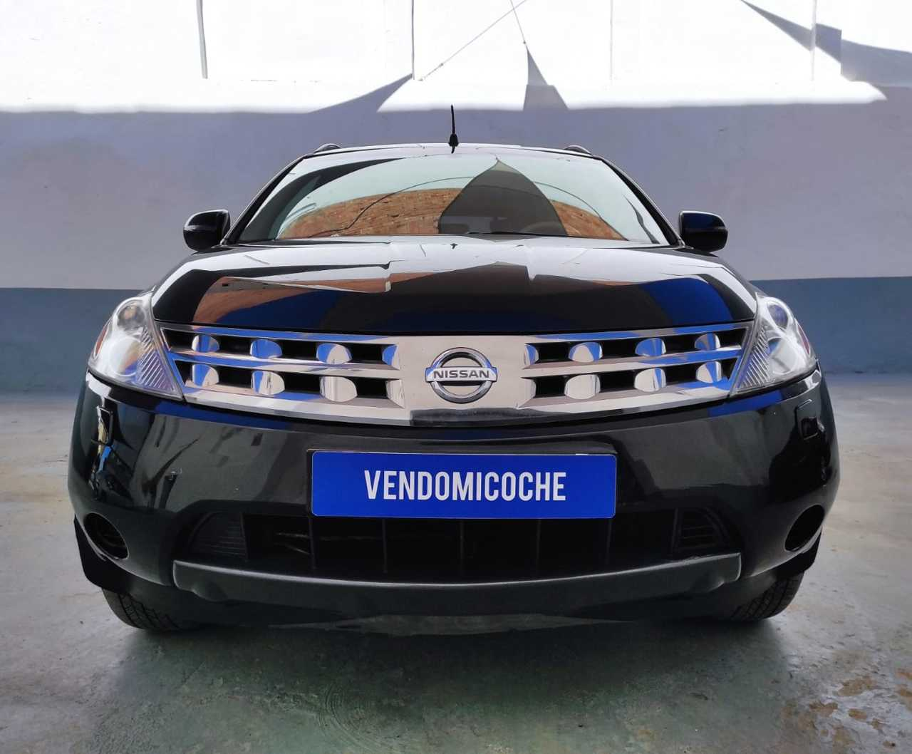 Nissan Murano 3.5 V6 234CV Gran Turismo CVT 5p 5p.   - Foto 1