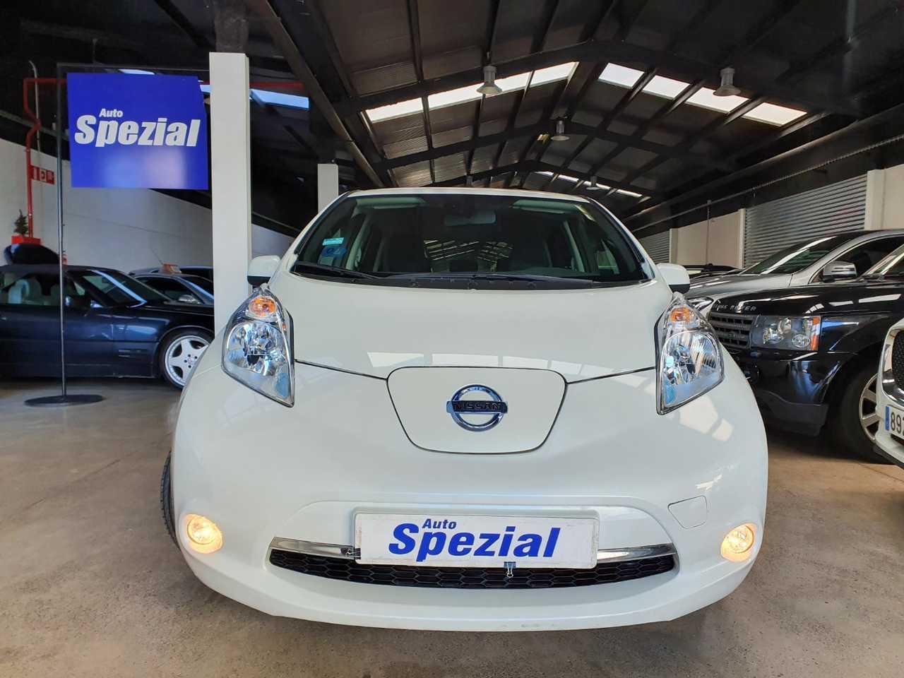 Nissan Leaf Eleéctrico Automático 109 cv   - Foto 1
