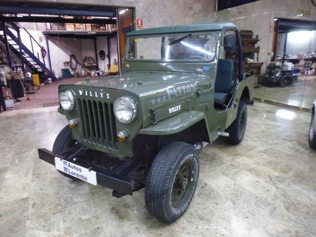Jeep Willy CJ-3B 1958  - Foto 1