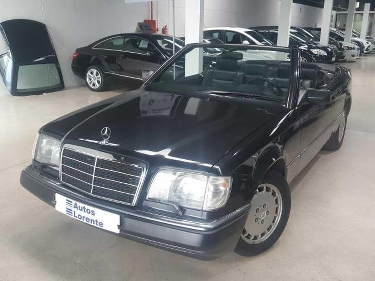 Mercedes Clase E Cabrio CE 24-V CABRIOLET 220CV AUTO   - Foto 1
