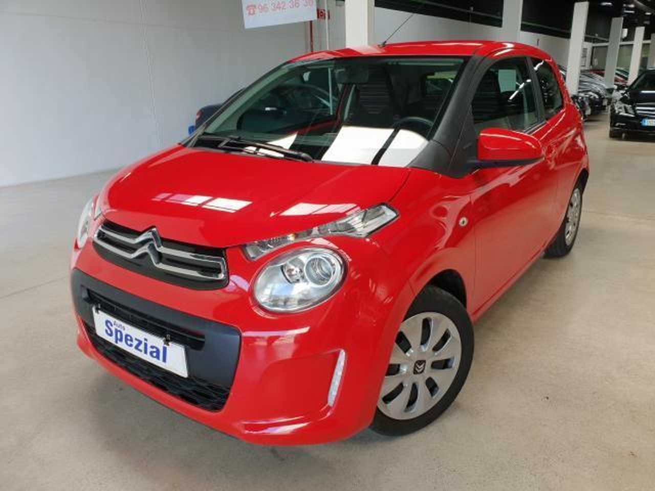 Citroën C1 Airscape 1.2 VTi 82 3 porte Feel Edition  - Foto 1
