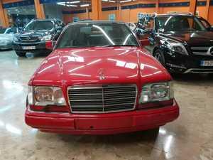 Mercedes Clase E Cabrio 220   - Foto 2