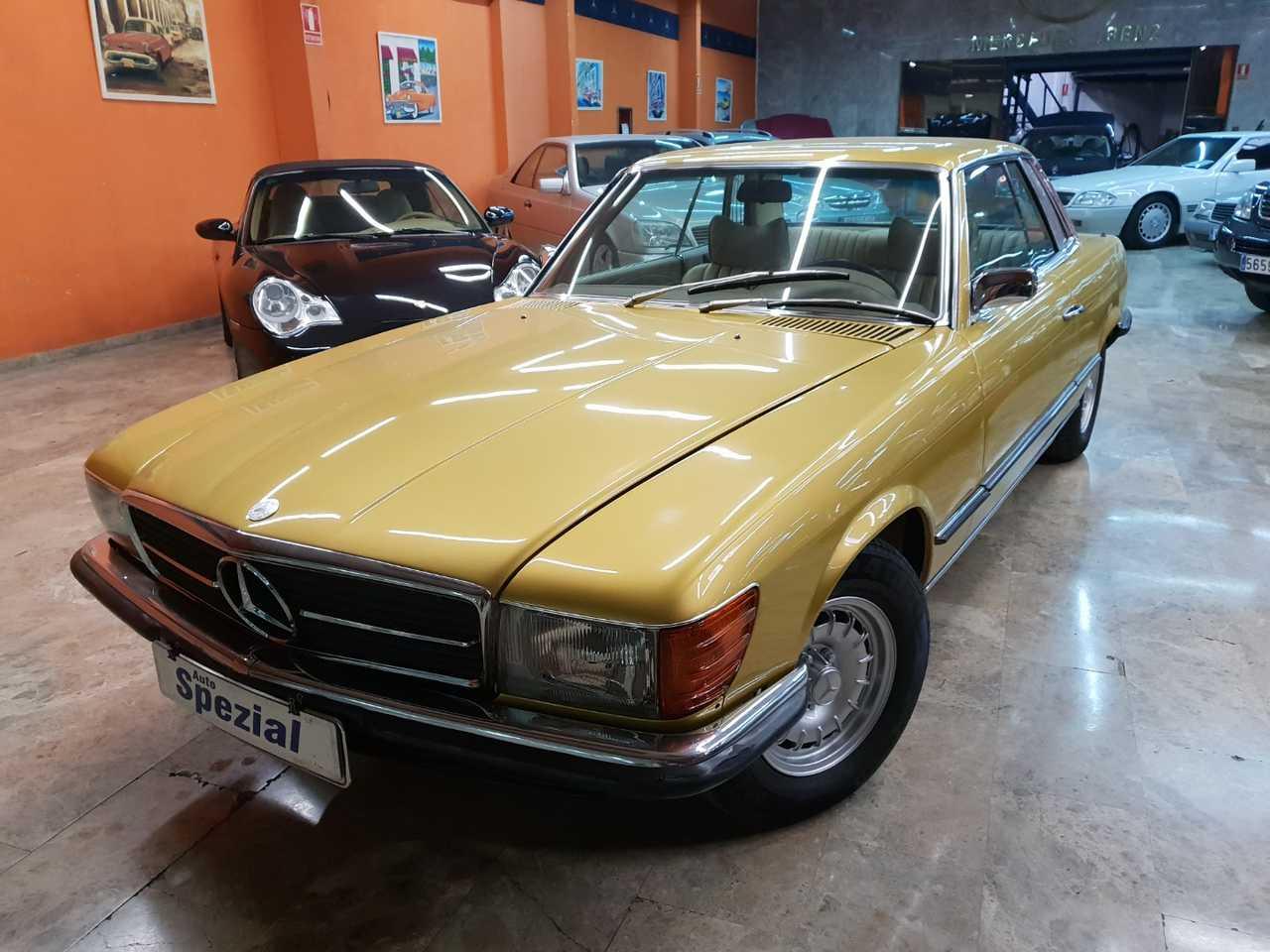 Mercedes 300 SLC  - Foto 1