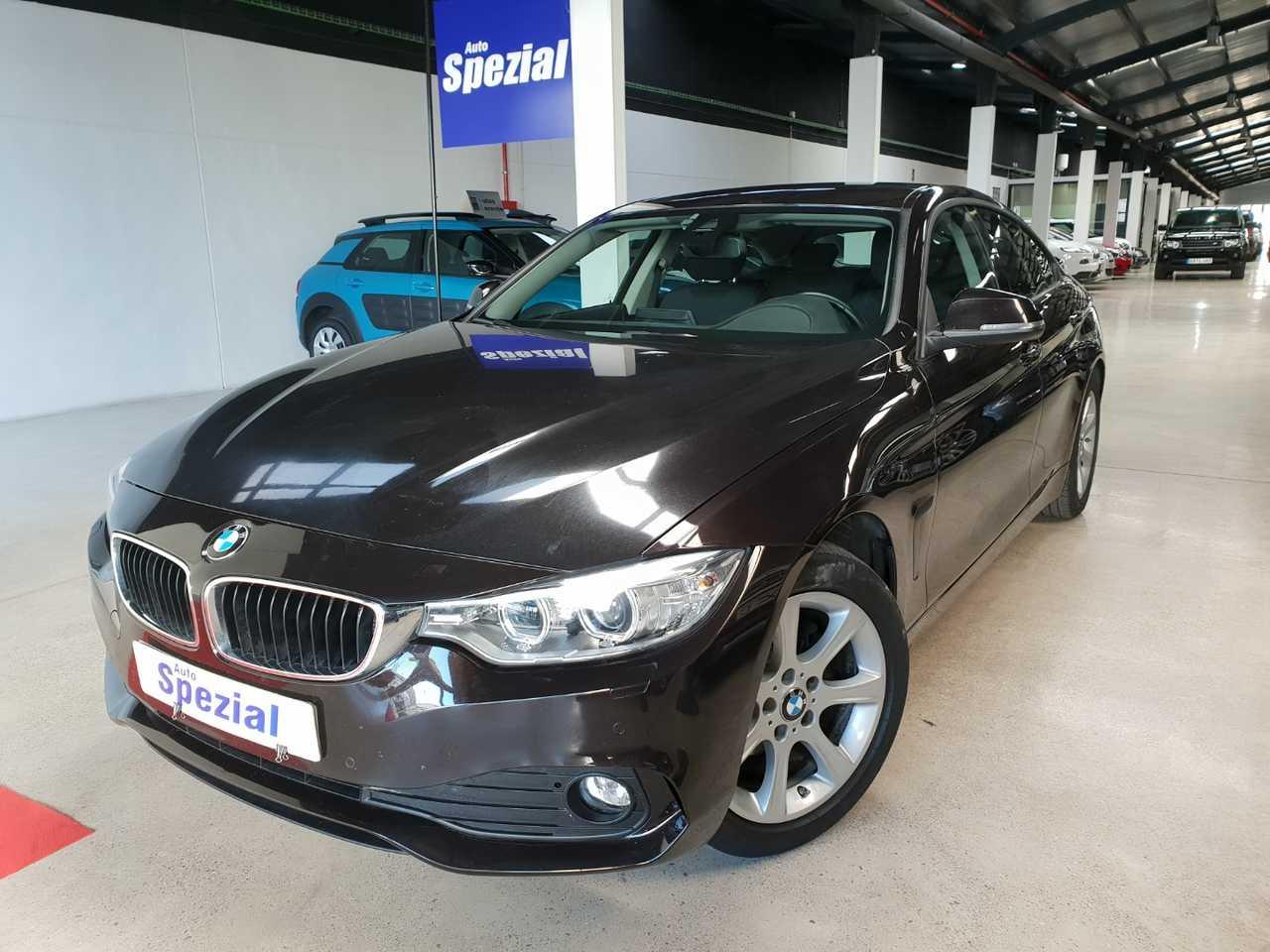 BMW Serie 4 Gran Coupé 18d 150cv aut  - Foto 1