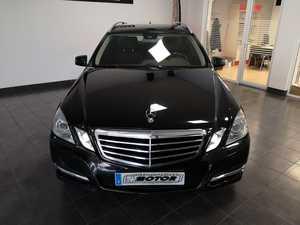 Mercedes Clase E Estate 220CDI BE Avantgarde  - Foto 3