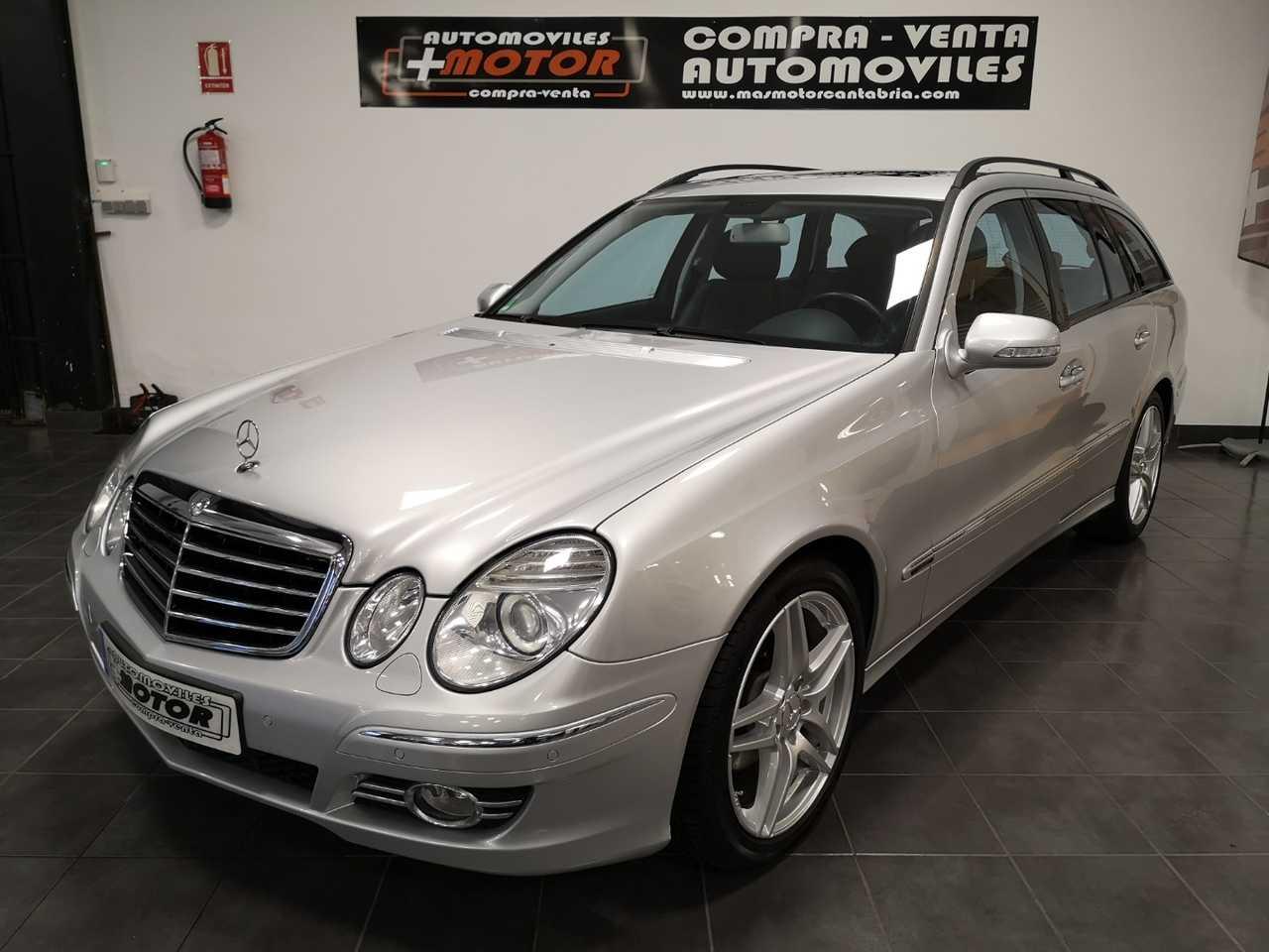 Mercedes Clase E Estate 280CDI Avantgarde  - Foto 1
