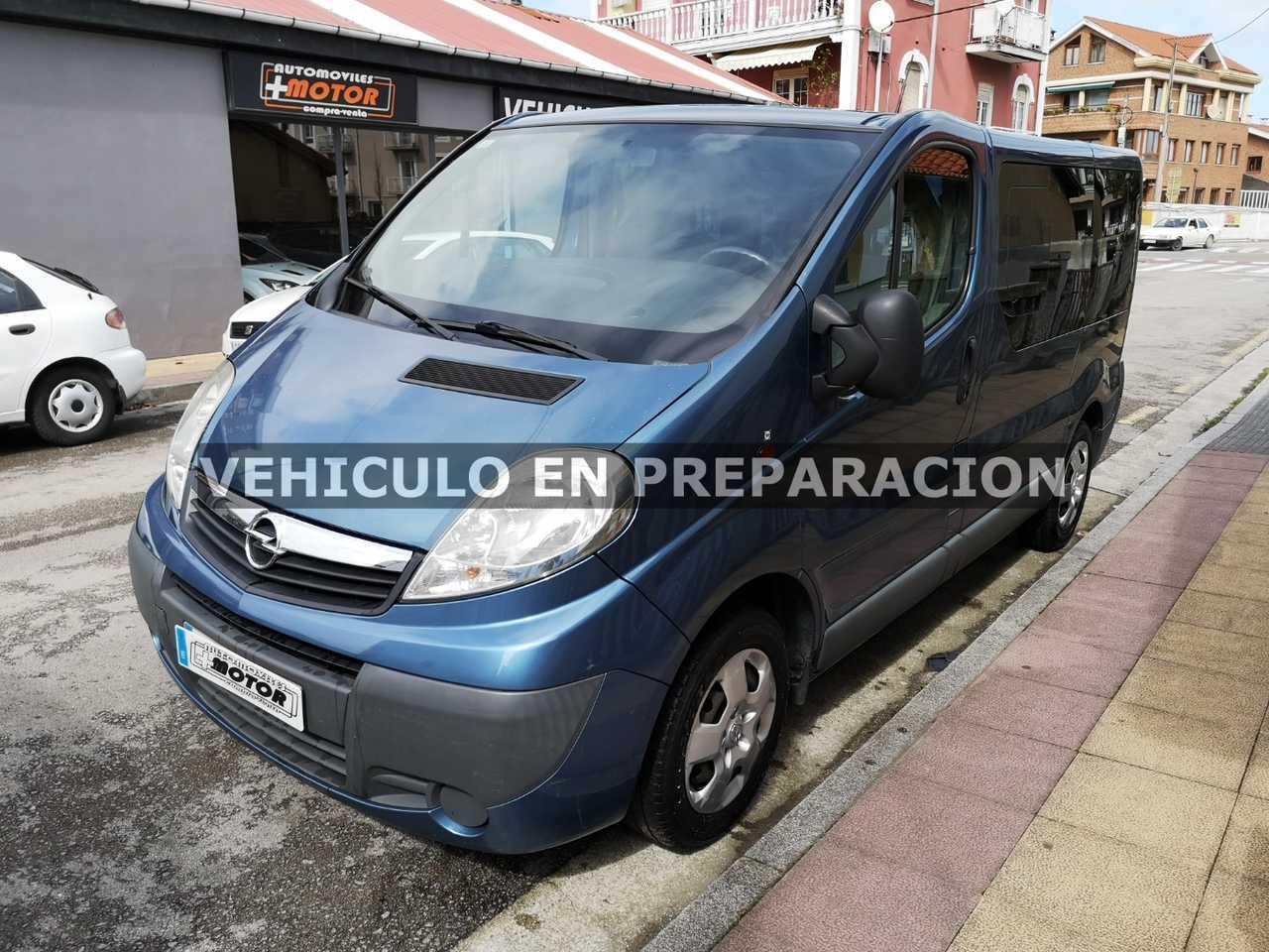 Opel Vivaro 2.0CDTI Combi Acristalada  - Foto 1