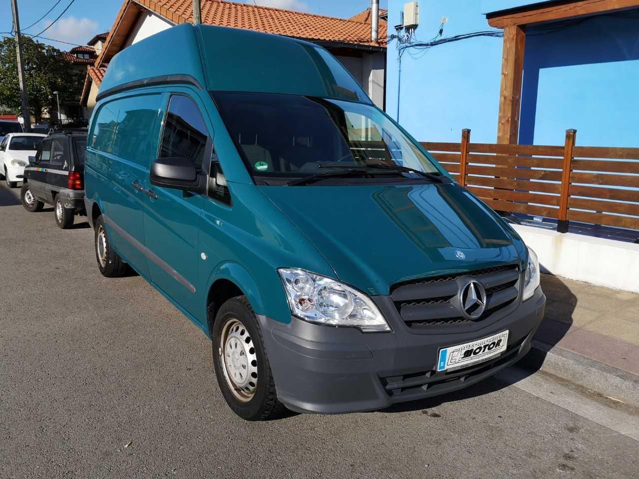 Mercedes Vito 116CDI  Larga Techo Alto  - Foto 1