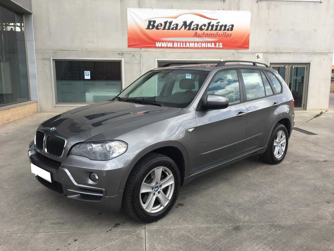 BMW X5 3.0 DIESEL * CUERO BEIGE * TECHO *  - Foto 1