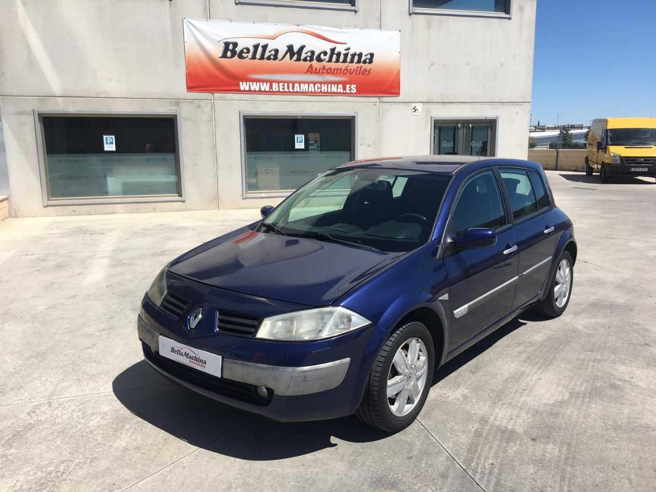 Renault Megane 1.5 DCI *** FINANCIACION ***   - Foto 1