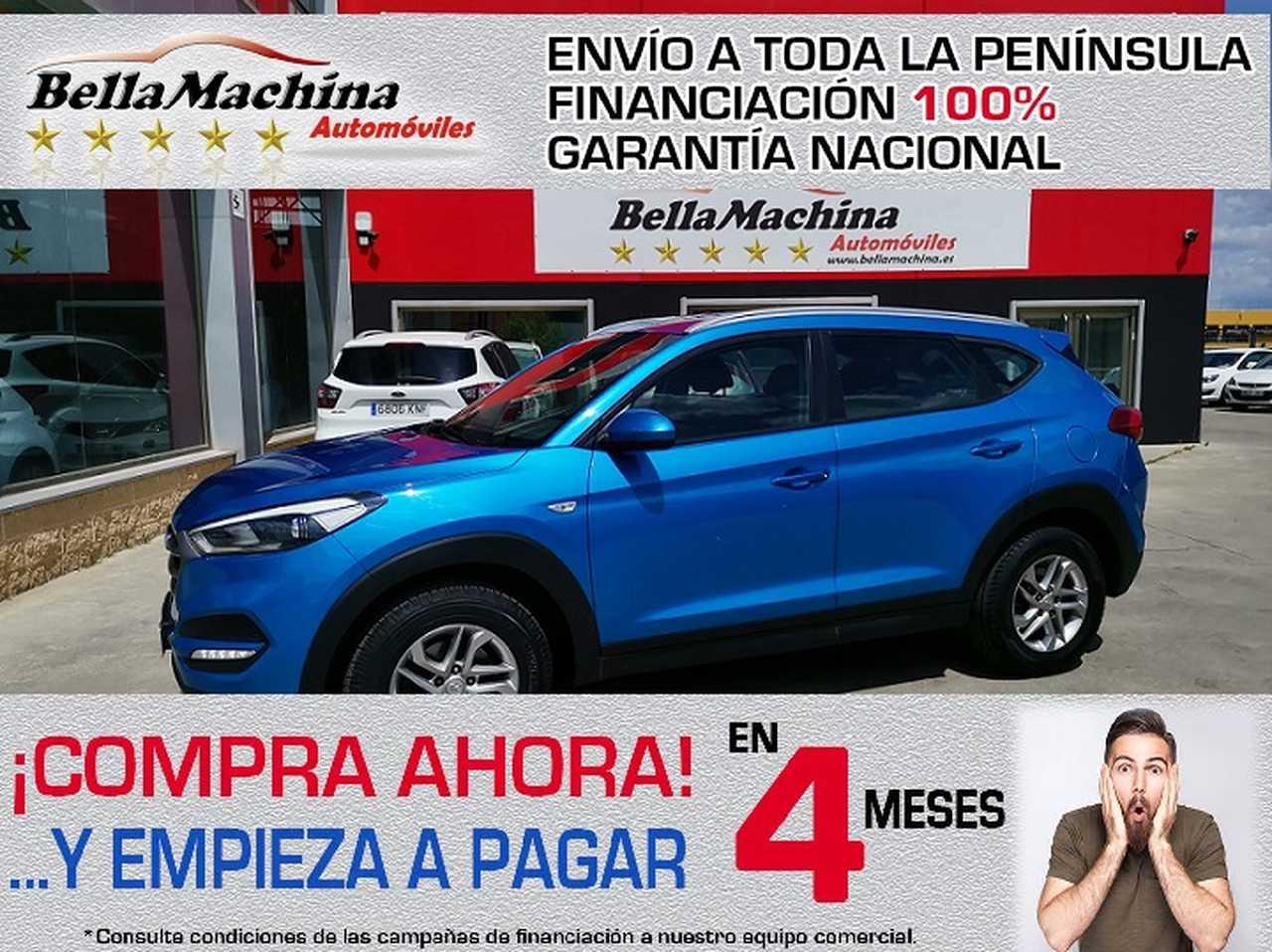 Hyundai Tucson 1.7 CRDI BLUE DRIVE KLASS 116 CV   - Foto 1