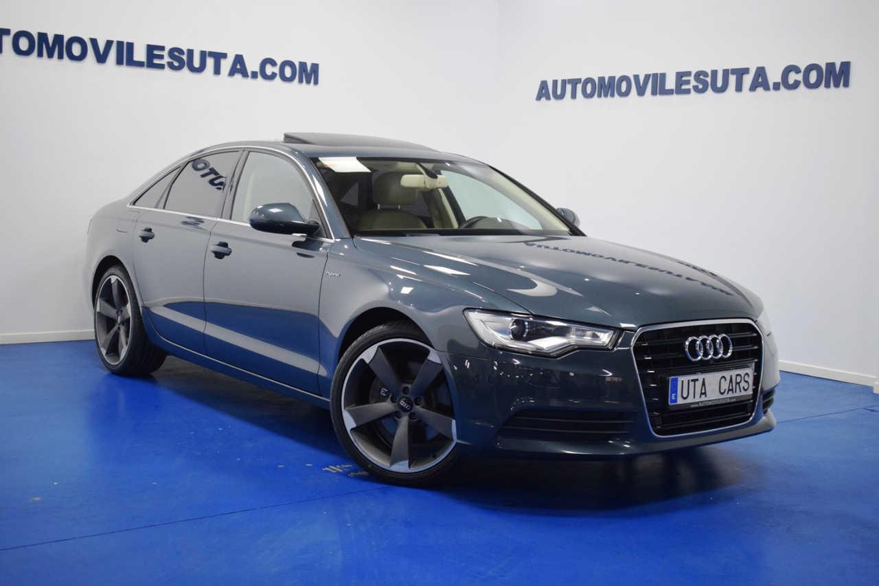 Audi A6 2.0 TFSI hybrid 245cv tiptronic 4p.   - Foto 1