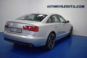 Audi A6 3.0 TDI 245cv quattro S tronic 4p XENON CUERO NAVI  - Foto 3