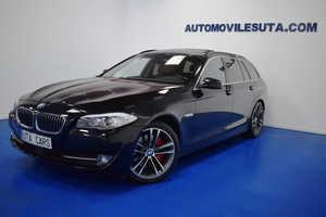 BMW Serie 5 Touring 535D A X DRIVE  DISTRONIC MASAJE DVD TECHO   - Foto 2