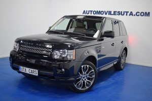 Land-Rover Range Rover Sport 3.0 SDV6 255 CV HSE 5p DVD HARDMAN KARDON   - Foto 2