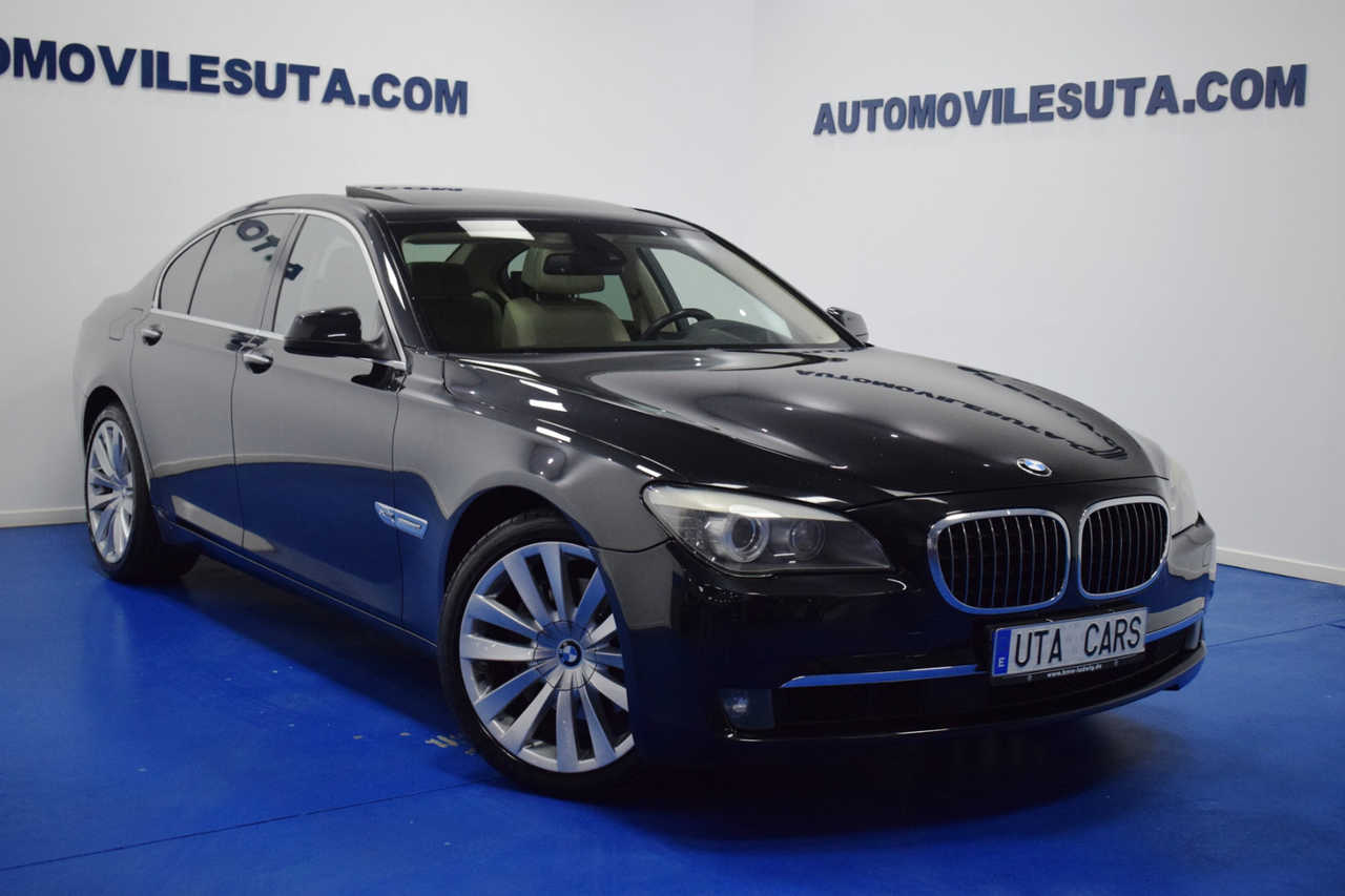 BMW Serie 7 740 XD NIGHT VISION DISTRONIC    - Foto 1