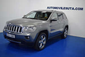 Jeep Grand Cherokee 3.0 V6 CRD Overland 5p DISTRONIC TECHO    - Foto 2