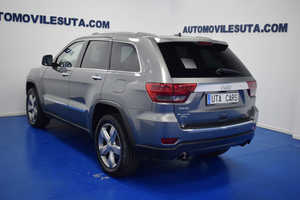 Jeep Grand Cherokee 3.0 V6 CRD Overland 5p DISTRONIC TECHO    - Foto 3