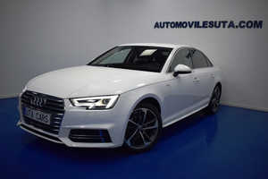 Audi A4 2.0 TDI 110kW150CV S tronic S line ed 4p LED MATRIX   - Foto 2