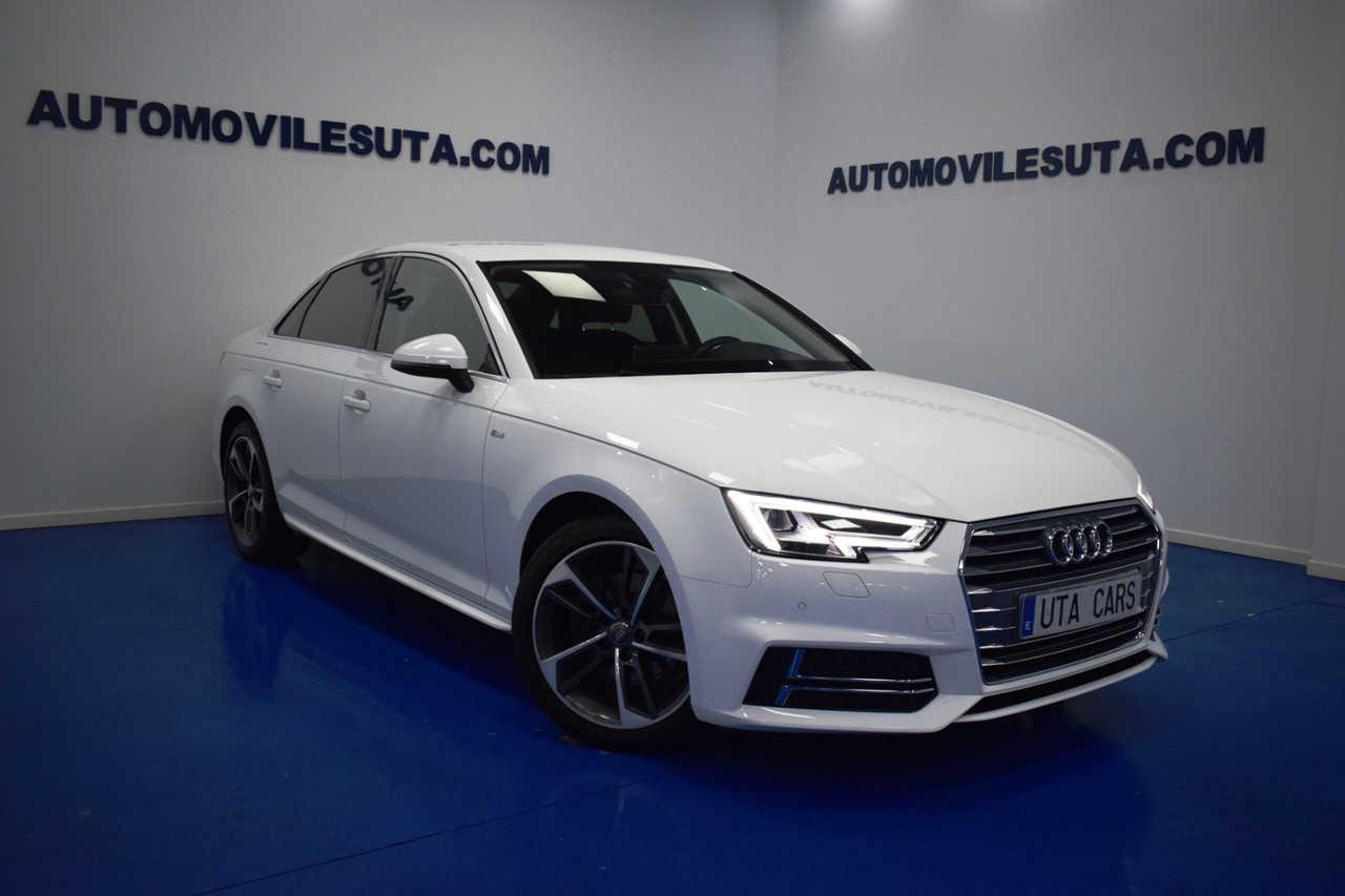Audi A4 2.0 TDI 110kW150CV S tronic S line ed 4p LED MATRIX   - Foto 1