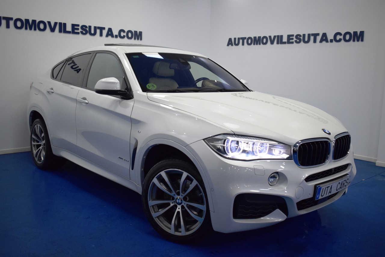 BMW X6 xDrive30d M Pack INDIVIDUAL   - Foto 1