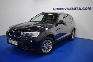 BMW X3 sDrive18d 5p. XENON CUERO NAVI   - Foto 2