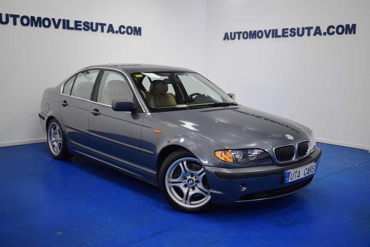 BMW Serie 3 330 D AUTO XENON CUERO    - Foto 1