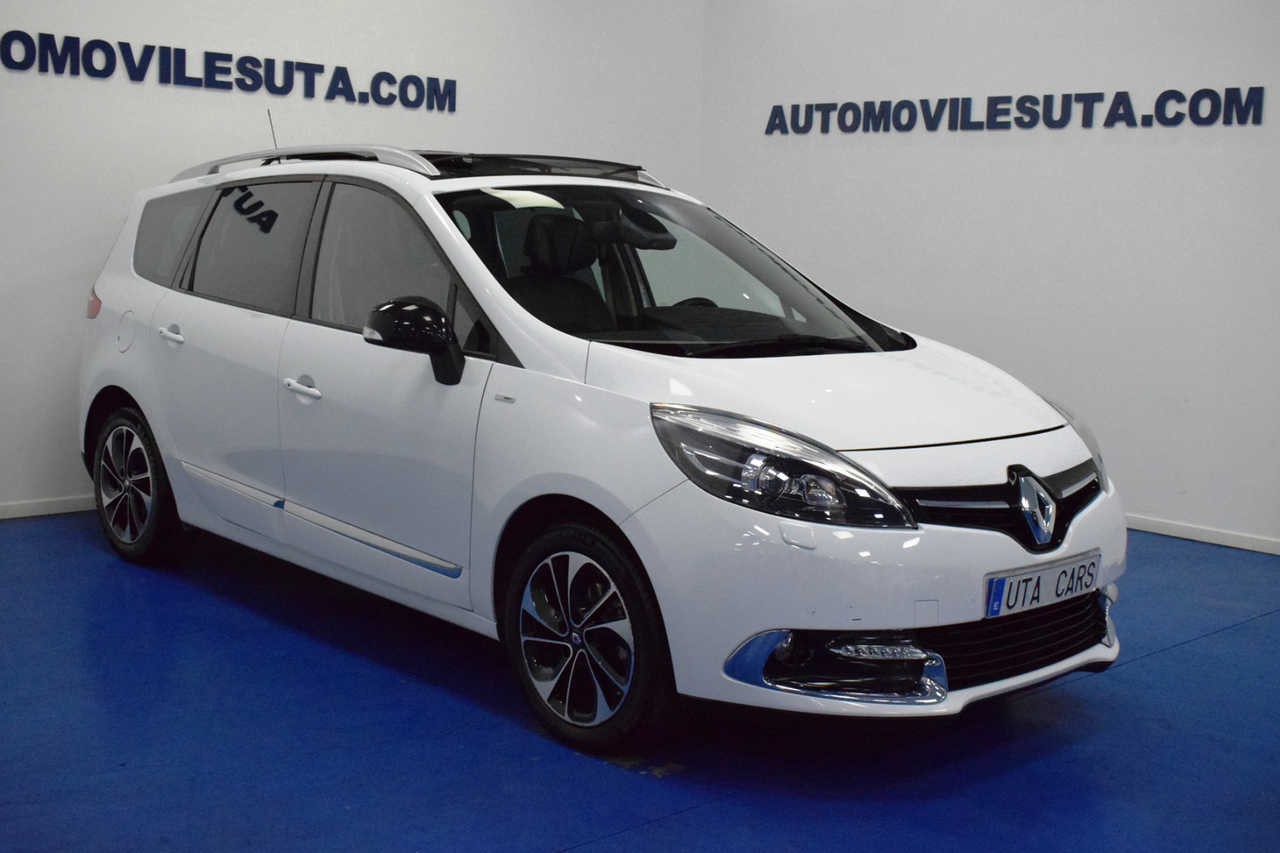 Renault Grand Scénic BOSE Energy dCi 130cv eco2 7p E6 5p. 7PLAZAS   - Foto 1