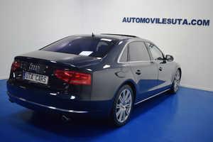 Audi A8 L 4.2 TDI 350cv quattro tiptronic 4p  Bang & Olufsen Masaje Ful Led   - Foto 4