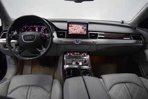 Audi A8 L 4.2 TDI 350cv quattro tiptronic 4p  Bang & Olufsen Masaje Ful Led   - Foto 9