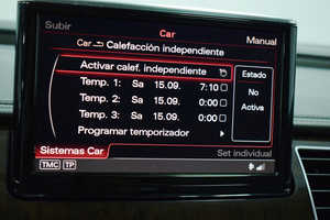 Audi A8 L 4.2 TDI 350cv quattro tiptronic 4p  Bang & Olufsen Masaje Ful Led   - Foto 44