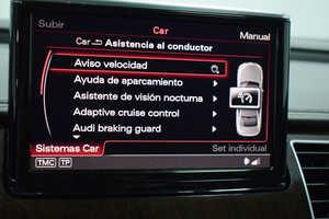 Audi A8 L 4.2 TDI 350cv quattro tiptronic 4p  Bang & Olufsen Masaje Ful Led   - Foto 42