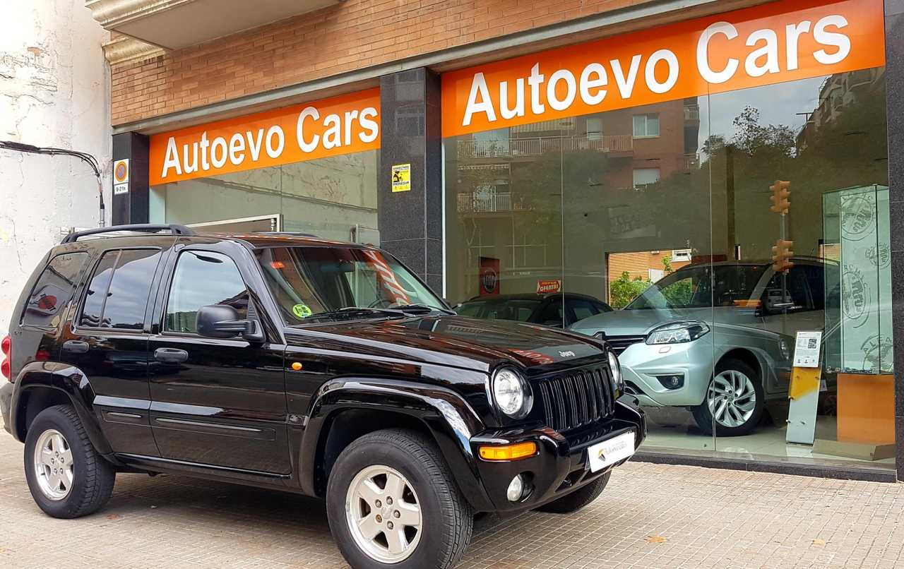 Jeep Cherokee 3.7 Limited   - Foto 1