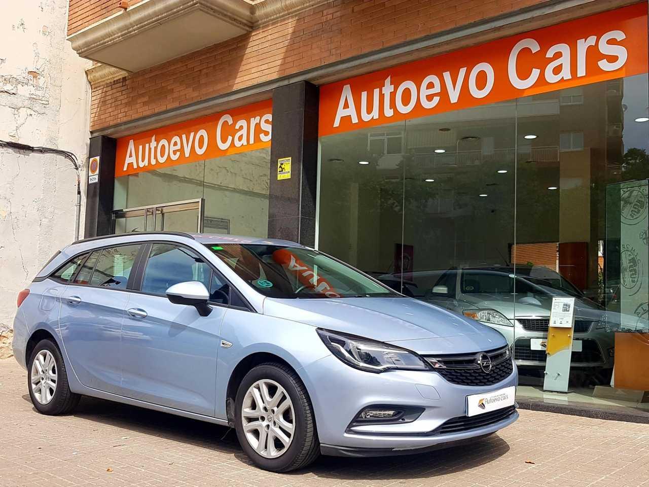 Opel Astra Sports Tourer 1.6 cdti 110cv Business   - Foto 1