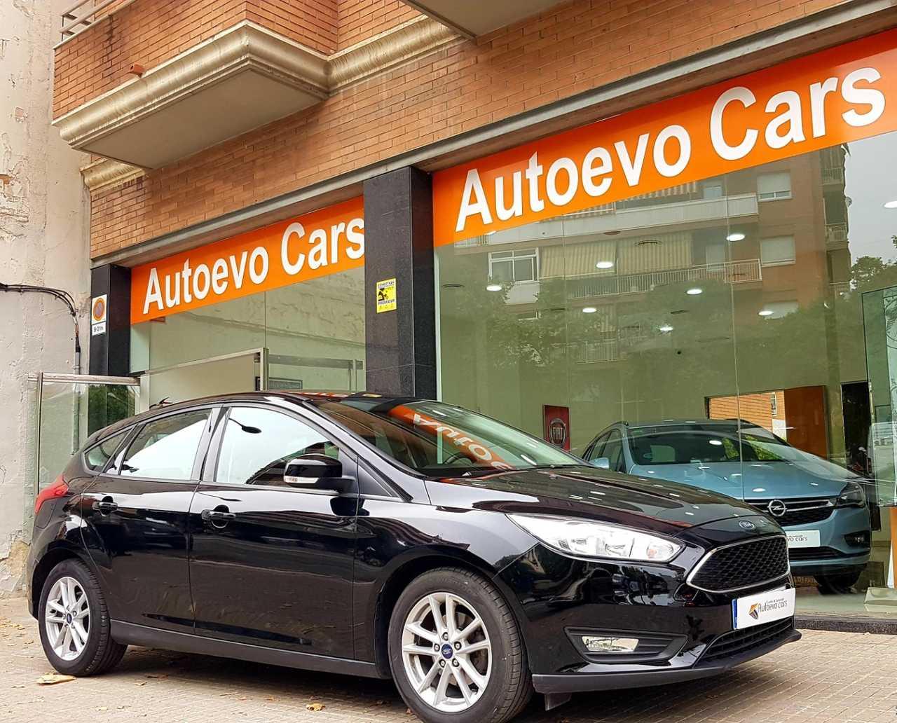 Ford Focus 1.0 125cv ecoboost Trend +   - Foto 1