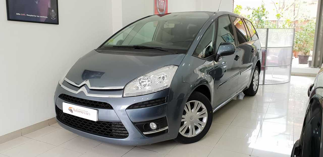 Citroën Grand C4 Picasso 1.6HDI Seduction   - Foto 1
