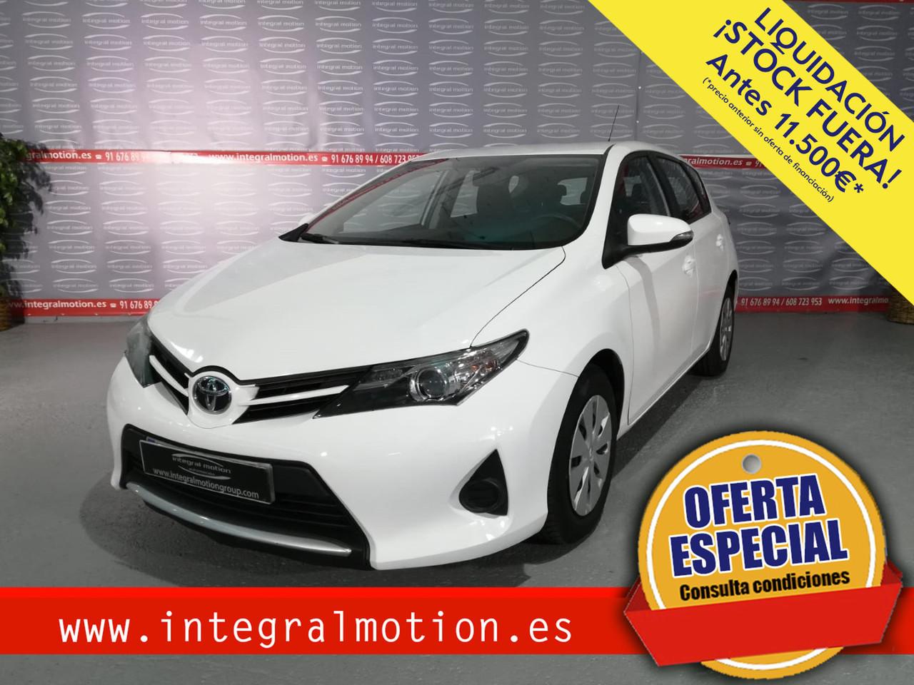 Toyota Auris 1.4D   - Foto 1