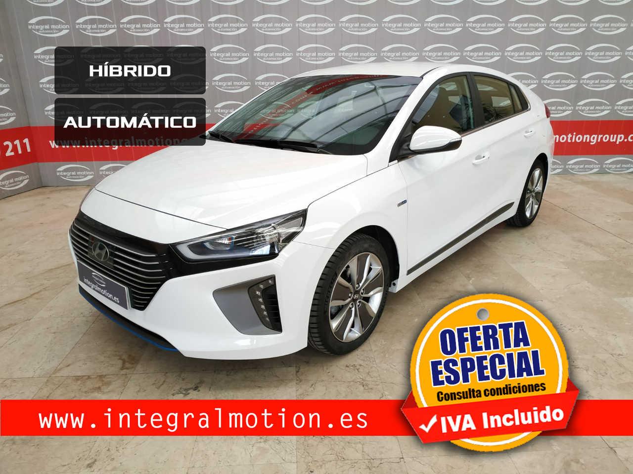 Hyundai IONIQ 1.6 GDI HEV Tecno DCT   - Foto 1