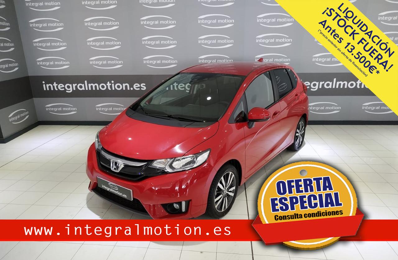 Honda Jazz 1.3 i-VTEC ELEGANCE NAVI  - Foto 1