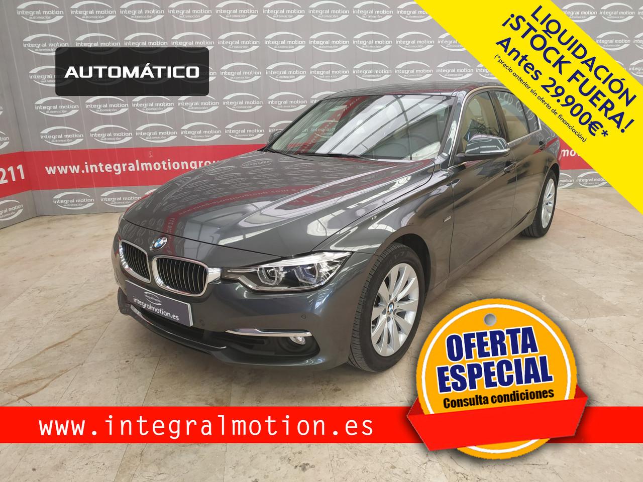 BMW Serie 3 325d Automático   - Foto 1