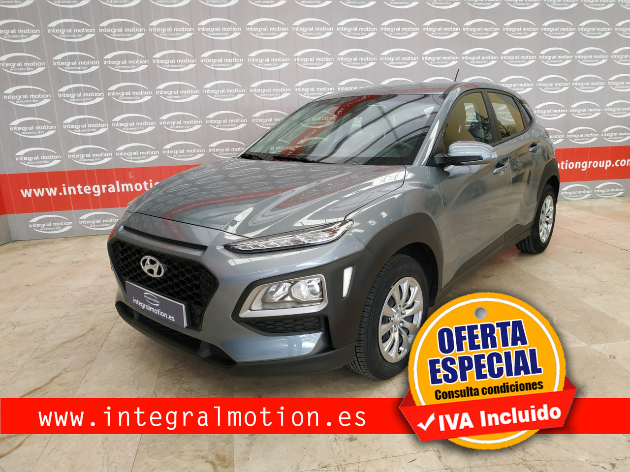 Hyundai Kona 1.0 TGDi Essence 4x2  - Foto 1