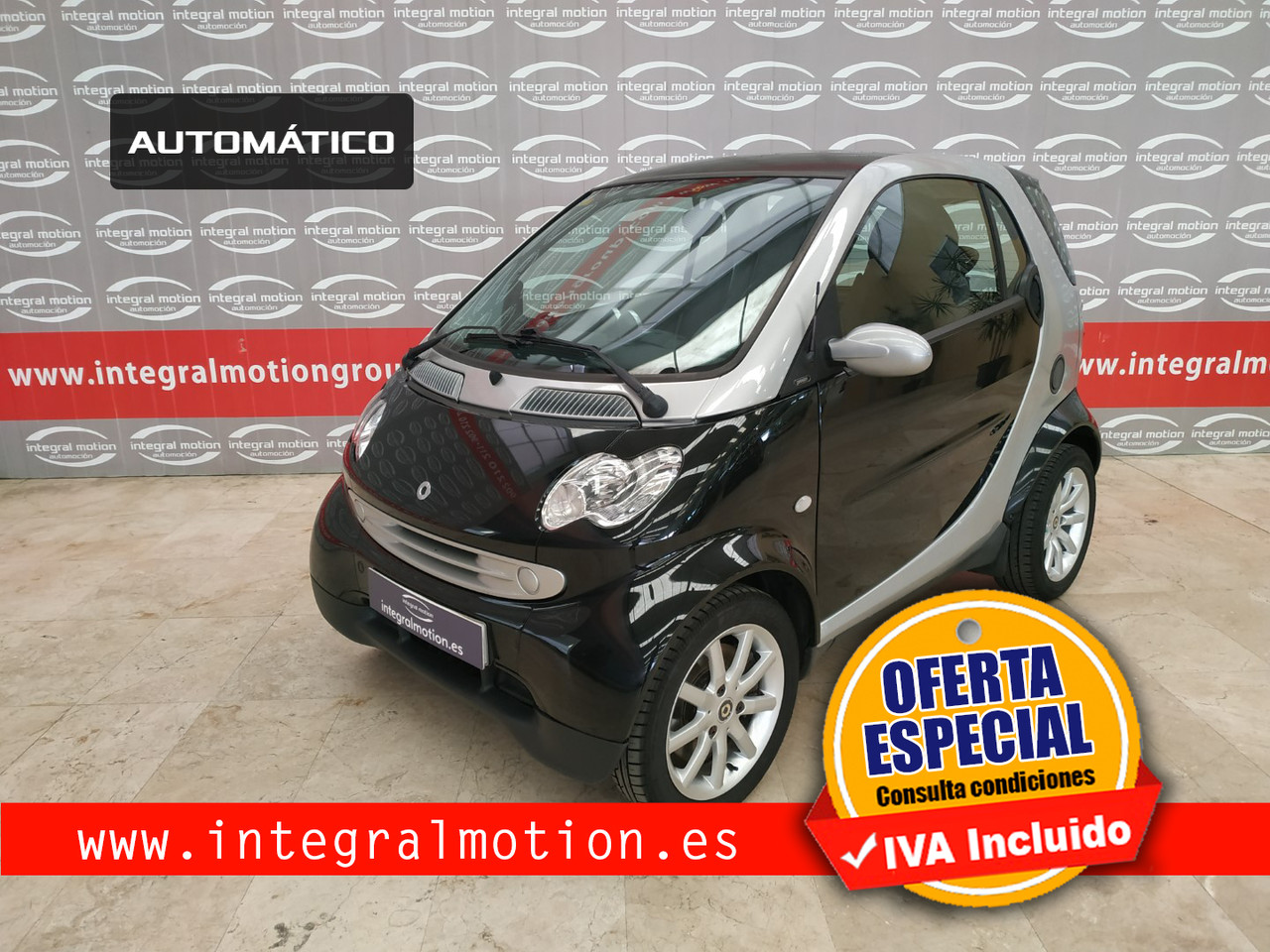 smart fortwo coupe passion cdi  - Foto 1